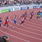 Desde que se cronometran las carreras, se corre más rápido